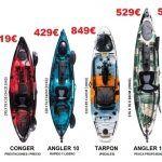 Comprar Asiento Kayak barato  al mejor precio - Los 20 Mejores