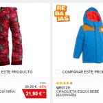 Comprar Pantalon Nieve mas barato online  - Los 20 Mejores