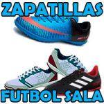 Comprar Zapatillas de fútbol sala barato  al mejor precio - Los 20 Mejores