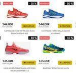 Comprar Zapatillas de pádel hombre mas barato online  - Los 10 Mejores