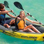 Los mejores Kayak Inflable del 2020 - 7 mejor valorados
