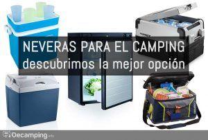 Tu sitio web para comprar Neveras de camping portátiles - Los 15 mejores